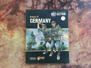 Armies of Germany - Bolt Action - Warlord Games