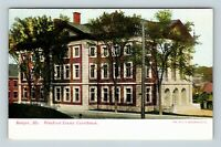 Penobscot County Courthouse, Bangor ME, Vintage Postcard Z44