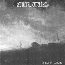 Cultus - A Seat in Valhalla CD black metal