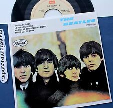 """THE BEATLES ROCK AND ROLL MUSIC EP 7"""" VINYL EMI N.MINT VERY RARE"""