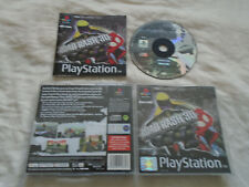 Road Rash 3D PS1 (COMPLETE) motorbike racing rare Sony PlayStation classic