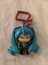 Vocaloid 2'' Hatsune Miku Angry Hanger Figure Bag Clip Key Chain