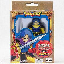 Super RARE! Dai no Daibouken Adventure Dragon Quest Aban Youth Figure TAKARA