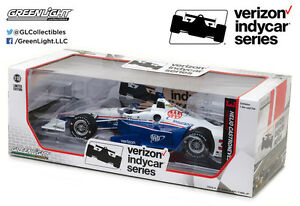 Helio Castroneves Greenlight 1/18 #3 AAA IZOD Indy Car IN STOCK Free Ship