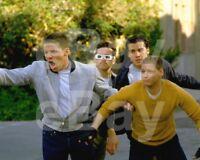 Back To The Future (1985) Billy Zane, Thomas F Wilson, Cast 10x8 Photo