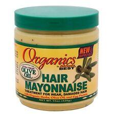Hair Mayonnaise Treatment for weak & Damaged Hair Organics By Africa's Best 511g