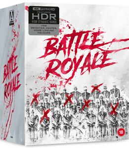 Battle Royale Limited Edition 4K Ultra HD