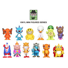 Ron English FULL CASE 12pcs Delusionville Vinyl Mini Figure Popaganda Poplife