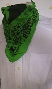 Green & Black Bandana (Vans Warped Tour 13)