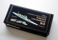 Flyhawk 700269 1/700 IJN Heavy Cruiser Takao for Fujimi top quality