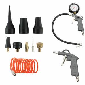 Kompressorzubehör Druckluft 11-teilig passend für Scheppach HC53DC Kompressor
