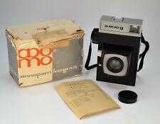 Russian Ussr Etude Medium Format 4.5x6cm Camera For Kids, Full Set