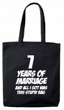 7 Years Marriage Gift Bag, 7th Wedding Anniversary gifts presents for her wife