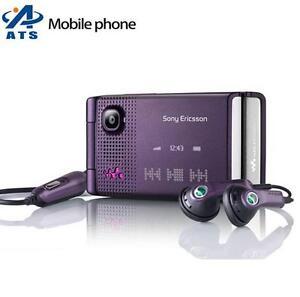Unlocked Sony Ericsson W380 W380i Mobile Phone English Russian Arabic keyboard