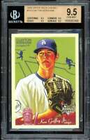 Clayton Kershaw Rookie Card 2008 Upper Deck Goudey #75 BGS 9.5 (9.5 9.5 9.5 9.5)