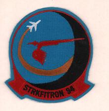 Strikefitron 94 USN USMC Patch