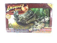 Indiana Jones Kingdom of the Crystal Skull Jungle Cutter Action Figure Vehicle