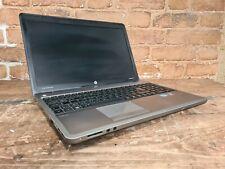 HP ProBook 4540s i3 2nd Gen 2.40GHz 320GB HDD 4GB RAM Win 10 359707