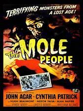 MOVIE FILM TALPE persone MOSTRO HORROR agar Patrick USA Arte Poster Stampa cc6421