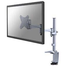 "Newstar FPMA-D1330 TV Monitor Desk Mount Clamp 10-24"" 3 Pivots Height Adjust D3R"