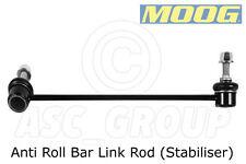 MOOG Front Axle Left - Anti Roll Bar Link Rod (Stabiliser) - KI-LS-8933