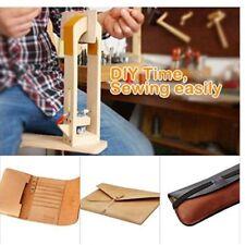 Pince à Poney Outil de Serrage en Bois pour Coudre Cuir Leather Craft Tools
