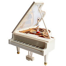 Large Dancer Ballet Mechanical Classical Piano Music Box Dancing Ballerina Toy