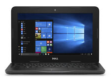 "Dell 3180 11.6"" Intel Celeron 1.1GHz 4GB 64GB SSD Windows 10 Pro"