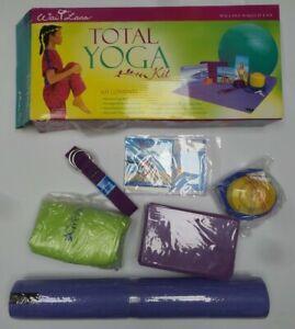 Wai Lana Productions 409 Total Enitre Yoga Fitness Workout Kit - Purple