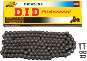 D.I.D DID 428NZ Professional Racing Series Chain, Black,428NZ 120L 428NZX120FB