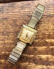 Vintage 1960 18k gold Omega Turler wristwatch Swiss made watch ladies wristwatch