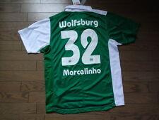 VFL Wolfsburg #32 Marcelinho 100% Original Jersey L 2007/08 Home Still BNWT