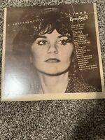 1977 Linda Ronstadt A Retrospective Capitol Vinyl 33 RPM Record
