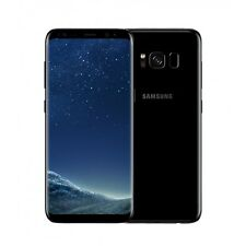 PRE OWNED Samsung Galaxy S8 64GB Midnight Black | Unlocked | Screenburn