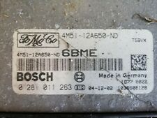 centralina motore FORD C MAX 1.6 TDCI BOSCH 0281011263