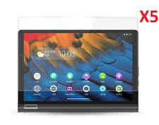 5 X para Lenovo Yoga Smart Tab YT-X705F protector Protector de pantalla ultra claro TPU