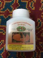 100 Pillole Butea superba naturale Maschio Herbal Sessuali Potenziatore Tailandi