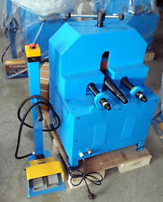 Pipe Tube Rolling Machine Electric Multifunction Pipe Bender 16-76mm