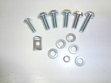 *Ford Deluxe Grill / Grille Center Strip Hardware Kit 40 1940