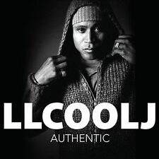 LL COOL J Authentic CD BRAND NEW