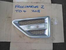 2011 LAND ROVER FREELANDER 2 TD4 vicino lato indicatore e grill, auto usate parte