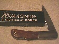 BOKER Damascus Folder  NEW IN BOX     ** GREAT GIFT ** b559