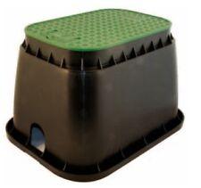 Pozzetto rettangolare per 4 elettrovalvole con maniglia DIM. 520 x 400 x 330