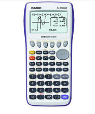 Casio Affordable Graphing Calculator for School or Testing with Large Display