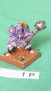 lot 1P Chaos Warrior Champion Rogue Trader metal OOP