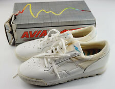 Avia Aerobics Womens style 440 sz 10 White Vintage Deadstock Sneakers Shoes[R42]