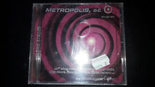 METROPOLIS, DC 01:00 AM Techno Trends Joey Beltram, Holy Ghost, ua CD EXTREM RAR