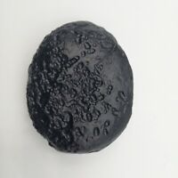 193 g. Oval Museum Collectible Indochinite Tektite Meteorite Impact Glass Rock