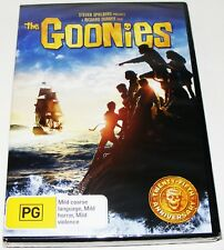 THE GOONIES ---(DVD, New & Sealed)