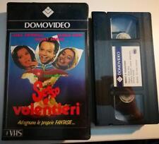 VHS - SESSO E VOLENTIERI di Dino Risi [DOMOVIDEO]